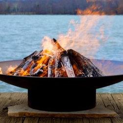 FirePit Art - Asia Wood Burning Firepit -