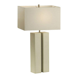 Nova Lighting - Nova Lighting Page Transitional Table Lamp X-7000101 - Nova Lighting Page Transitional Table Lamp X-7000101