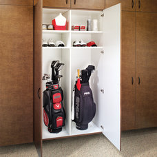 Modern Garage And Shed by Closet Systems By Timm