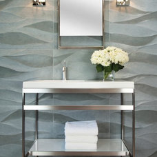 Modern Tile by B•D•G Design Group