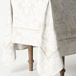 Anthropologie - Magnolia Tablecloth - CottonMachine washImported
