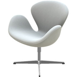 Fritz Hansen- Swan Chair - THE SWAN™