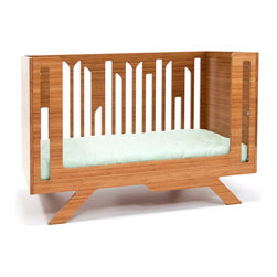 numi numi design - Wired Toddler Bed Conversion Kit - Our products are designed to grow with children, so you can convert your Wired Crib into a toddler bed or a cool-looking sofa by removing one side and replace it with the Wired Crib conversion panel.The finishes are non-toxic, water-based clear finish.