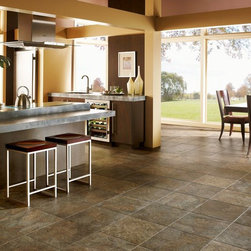 Moselle Valley - Forest Green - Alterna Reserve Luxury Vinyl Armstrong Flooring - Armstrong World Industries, Inc.