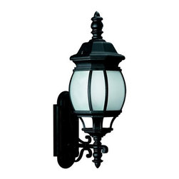 Sea Gull Lighting - Sea Gull Lighting 89103BLE Wynfield 1 Light Energy Star Outdoor Lantern Wall Sco - Specifications: