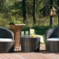 Contemporary Patio Furniture And Outdoor Furniture by H.Potter