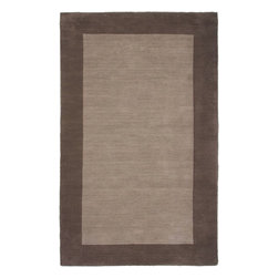 Rizzy Rugs - Solid/Striped Platoon 2'x3' Rectangle Light Brown Area Rug - The Platoon area rug Collection offers an affordable assortment of Solid/Striped stylings. Platoon features a blend of natural Light Brown color. Handmade of New Zealand Wool Blend the Platoon Collection is an intriguing compliment to any decor.