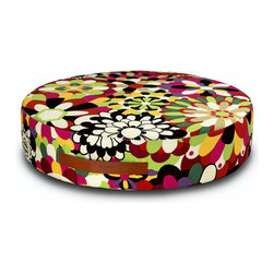 Missoni Master Moderno Vevey T60 Modern Floor Cushion - This pouf is technically made as a floor cushion for casual seating, but if you want to go truly extravagant I think it could make a crazy-beautiful dog bed for one very lucky pup.