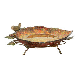 Sterling - Sterling 51-2838 Autumn Leaf Finch Bowl - Sterling 51-2838 Autumn Leaf Finch Bowl