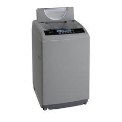 "Avanti - Top Load Portable Washer - Dimensions:  36.75"" H x 22.75"" W x 22"" D"