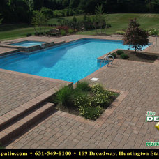 """Traditional Patio by Deck and Patio Company """"Outdoor Living Experts"""""""