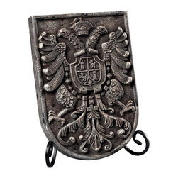 Sterling Industries - Coat Of Arms Plaque - Coat Of Arms Plaque