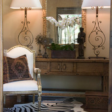 Mediterranean Entry by Maison Luxe