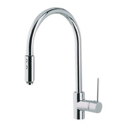 Rohl Architectural LS57L-APC-2 Kitchen Faucet