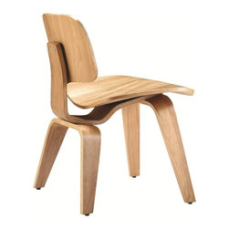 Fine Mod Imports - Plywood Chair - Features: