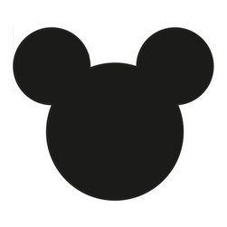 York Wallcoverings - Disney Mickey Mouse Large Chalkboard Wall Accent Set - Features:
