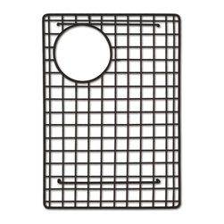 """Native Trails - Native Trails 10.5"""" x 15"""" Bottom Grid in Mocha - *Native Trails Bottom Grids fit neatly on the floor of the sink, offering protection for the bottom and a cushion for fragile dishes"""