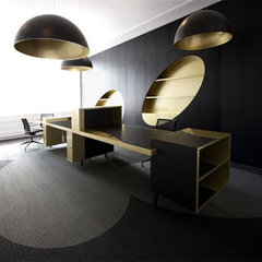 modern  spotlight office