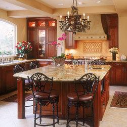 kitchen Granite counter tops - www.istonefloors.com