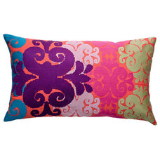 Eclectic Pillows by Rhadi Living