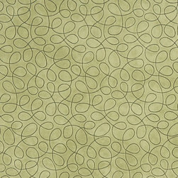 Light Green Abstract Curls Microfiber Upholstery Fabric By The Yard - P6023 is great for all indoor upholstery applications including: automotive, residential, commercial and hospitality. Microfiber fabrics are inherently stain resistant, durable and machine washable. In addition, all of our microfiber fabrics are made in America.