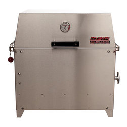 Hasty-Bake - Hasty-Bake Ranger 380 Charcoal Grill - Everyone needs a Hasty-Bake Ranger! It's perfect for tailgating and portable enough to toss in your truck, RV, or boat. It also offers the same unique features of our other full size grills: you can grill, bake, or smoke on your Ranger!  Features: