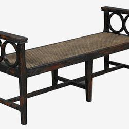 Furniture Classics Limited - Circles Bench -