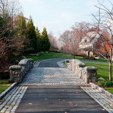 Granite Mansion, Granite Homes, Alpine, NJ Stone Home - Legacy Stoneworks Portfo