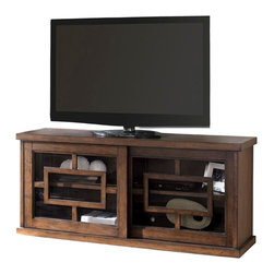 Lexington - Lexington 11 South Synergy Stacking Base 456-909 - The two upper drawers have drop-fronts to accommodate electronic components yet feature eight total drawers on an striking architectural base. Bunch for additional storage or to create a console unit.
