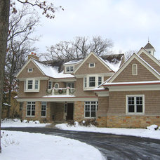 Traditional Exterior by McLean & Company - Luxury Homes