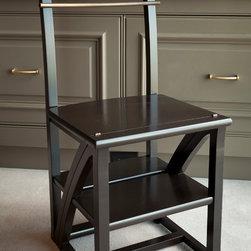 English Ladder Chair -