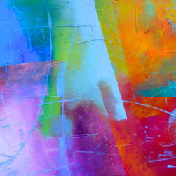 Large Abstract Art -