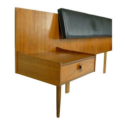 Mid Century Modern 4 Piece Bedroom Suite by Kofod Larsen - RetroPassion21