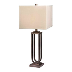 Dolan Designs - Dolan Designs 15011-206 Classic Bronze Table Lamp - Dolan Designs 15011-206 Classic Bronze Table Lamp