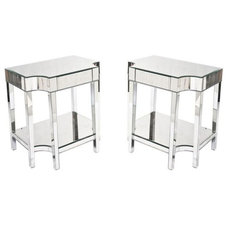 Eclectic Side Tables And Accent Tables by Chairish
