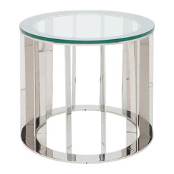 Trika Side Table