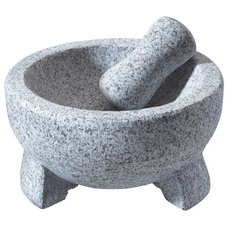 Traditional Mortar And Pestle Sets by Amazon