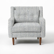 Modern Accent Chairs by West Elm