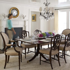 Traditional Dining Room by Matthew Frederick - M. Frederick L.L.C.