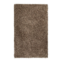 Surya - Surya Prism PSM-8000 (Chocolate) 8' x 10' Rug - This Hand Woven rug would make a great addition to any room in the house. The plush feel and durability of this rug will make it a must for your home. Free Shipping - Quick Delivery - Satisfaction Guaranteed