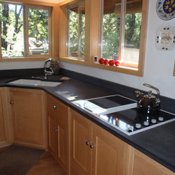Mirasol Black Soapstone Kitchen -