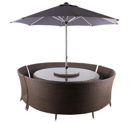 Modern Outdoor Dining Sets by Garden XL