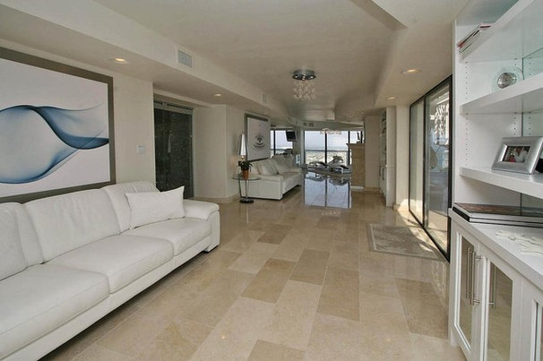 Contemporary Living Room by Pathfinder Group Designs Inc.