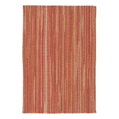 Color Harmony rug in Sunset - Trending bold and vivid colors come alive in our new tonal woven collection made in our North Carolina Mills. The rugs in this collection are bright, yet simplified to create a monochromatic pop of color.