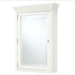 Hotel Medicine Cabinet, Wall-Mounted, White
