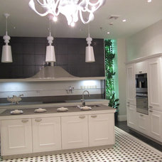 Contemporary Kitchen Cabinetry by Matias Stefanoni