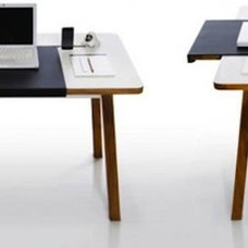 Modern Desks And Hutches by Bluelounge