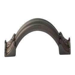 Alno Inc. - Alno Creations Fiore 3 1/2 Inch Pull Chocolate Bronze A1476-35-Chbrz - Alno Creations Fiore 3 1/2 Inch Pull Chocolate Bronze A1476-35-Chbrz