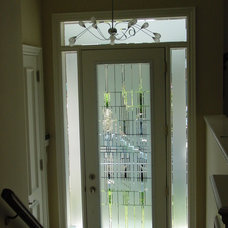 Contemporary Windows And Doors by Window Film Systems