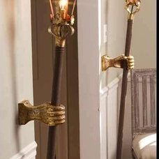 Eclectic  Eclectic Wall Sconces